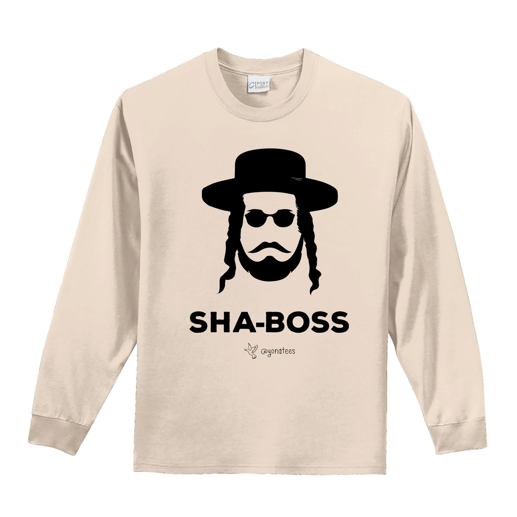 Sha-Boss Long Sleeve