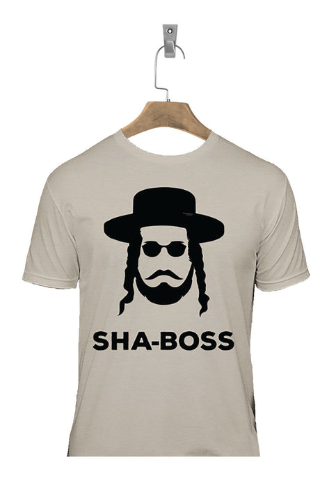 Sha-Boss Short Sleeve