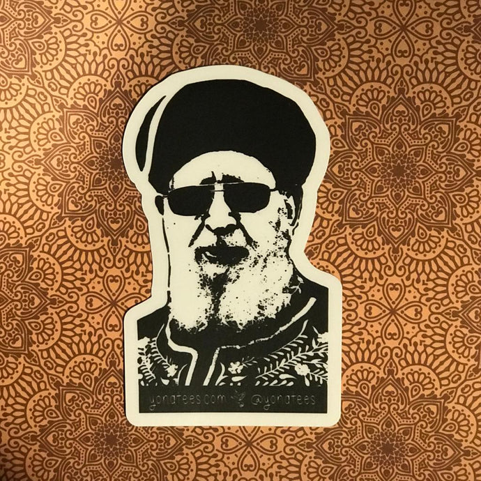 Rav Ovadia Yosef Sticker