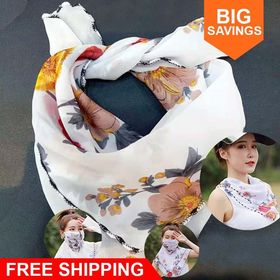 Best Women Multi-Purpose Fashion Scarf