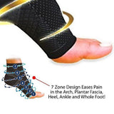 Hush Socks For Immediate Foot Pain Relief
