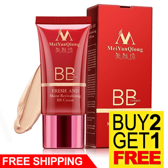BB Cream Makeup Face Care Whitening Skin Care