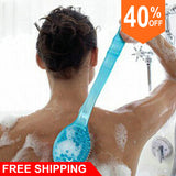 Back and Body Scrubber Shower Brush - 40% Discount Plus FREE Shipping