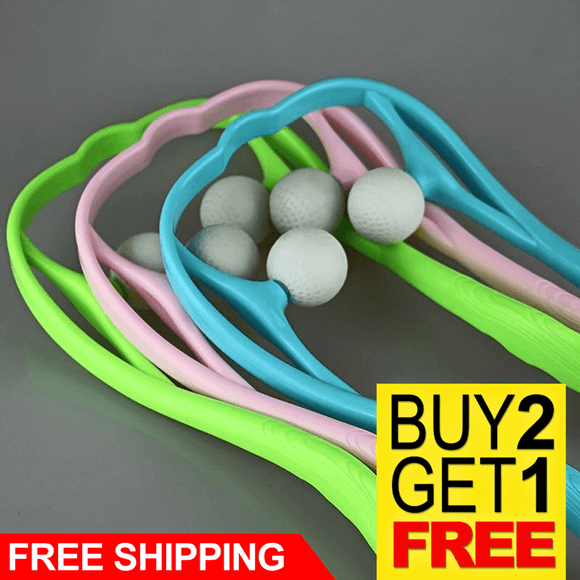 NECK ROLLER BALL MASSAGER