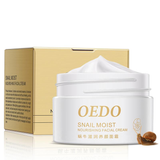 Anti Wrinkle - Anti Aging Snail Cream Moist Nourishing Facial Cream