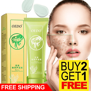 Seaweed Aloe Vera Gel Hydrating Day Creams Acne Anti Aging Wrinkle Collagen