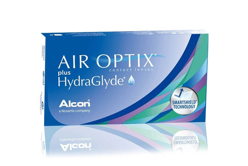 Lentes de Contacto AIR OPTIX PLUS HYDRAGLYDE -  Producto Alcon Laboratories Inc. Original Disponible en nuestra tienda Online Opticas Lafam