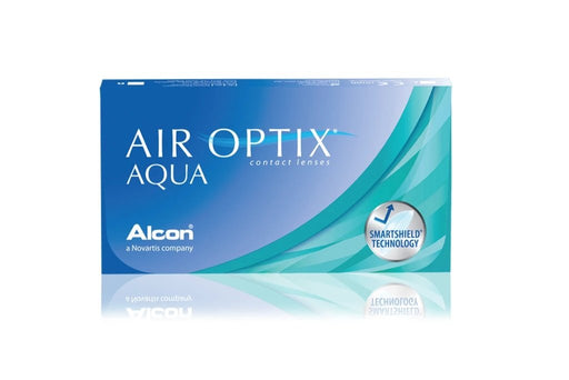 Lentes de Contacto AIR OPTIX AQUA -  Producto Alcon Laboratories Inc. Original Disponible en nuestra tienda Online Opticas Lafam