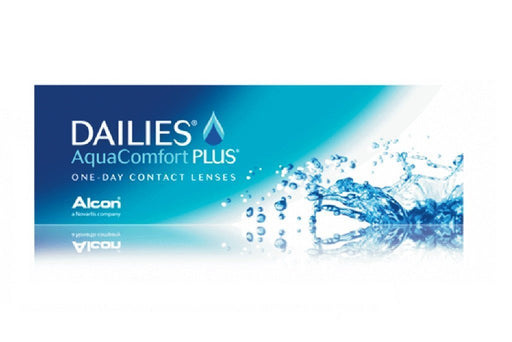 Lentes de Contacto DAILIES AQUACOMFORT PLUS -  Producto Alcon Laboratories Inc. Original Disponible en nuestra tienda Online Opticas Lafam