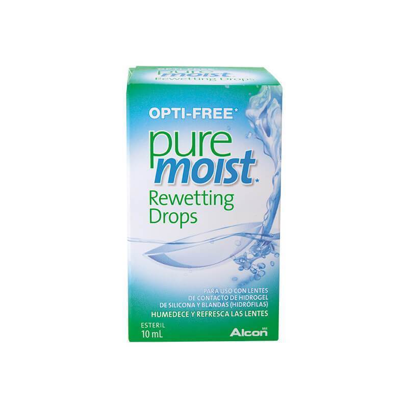 OPTIFREE REWETTING DROPS - Ópticas Lafam