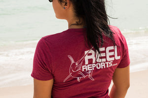 Women's Short Sleeve (Cardinal Red)