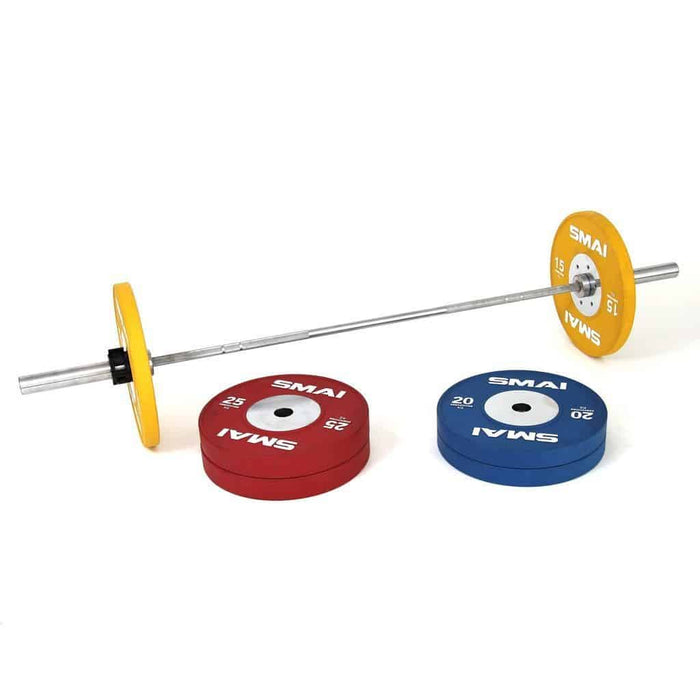 SMAI - 120kg Olympic Lifter's Package - MMA DIRECT