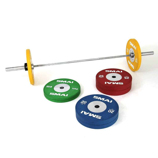 SMAI - 140kg Olympic Lifter's Package - MMA DIRECT