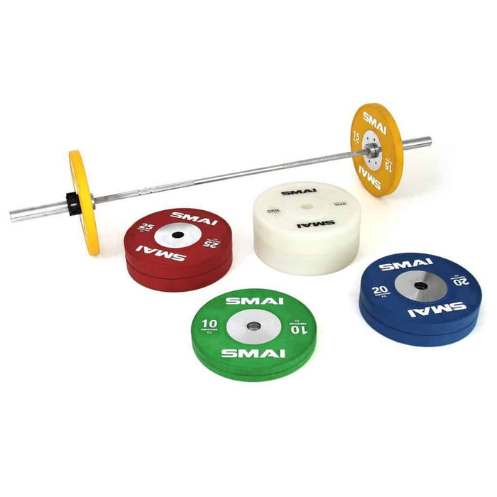 SMAI - 150kg Olympic Lifter's Package - MMA DIRECT