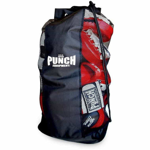 PUNCH 3ft Mesh Duffle Carry Sports Gym Bag - MMA DIRECT