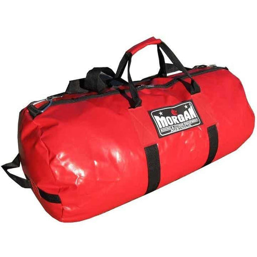 RED Morgan 3ft Trainers Boxing MMA Gear Gym Equipment Bag HEAVY DUTY - MMA DIRECT