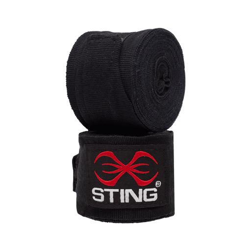 ELASTICISED HAND WRAPS - Sting Sports Australia