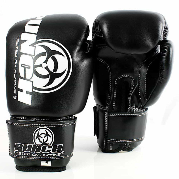 PUNCH Kids / Junior Boxing Gloves 4oz Personal Training - MMA DIRECT