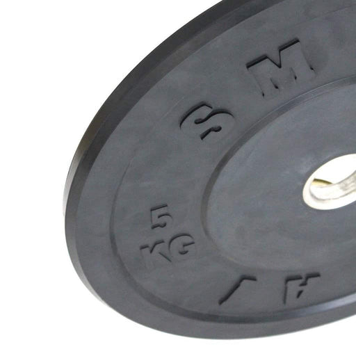 SMAI - Bumper Plate - 5kg (Pair) - MMA DIRECT