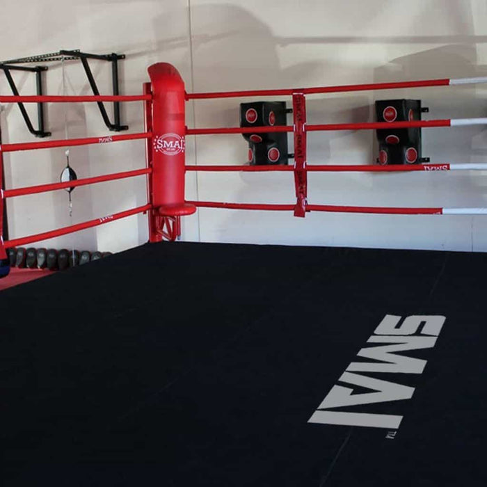 SMAI - 5m Boxing Ring Canvas - MMA DIRECT