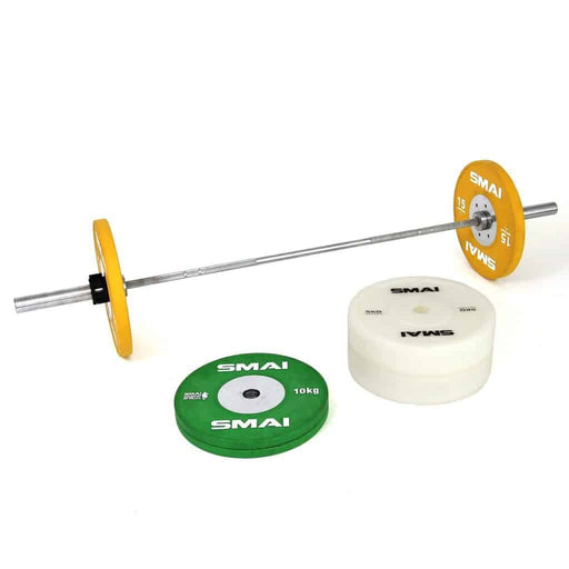 SMAI - 60kg Olympic Lifter's Package - MMA DIRECT