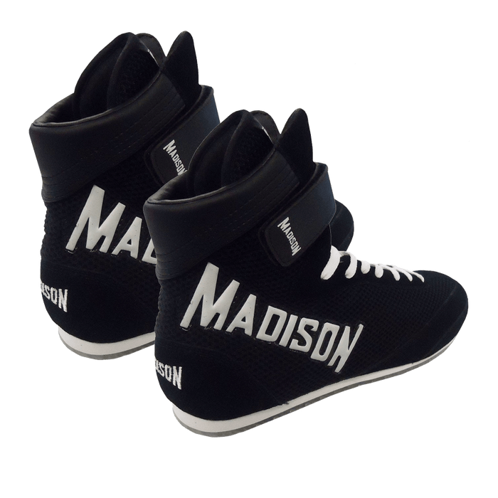 Madison Dominator 2.0 Boxing Shoes Boots - Black