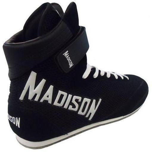 Madison Dominator 2.0 Boxing Boots - Black Boxing - Sports Grade