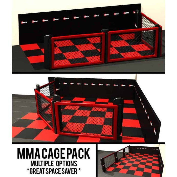 SMAI - MMA Cage Panel Pack - MMA DIRECT