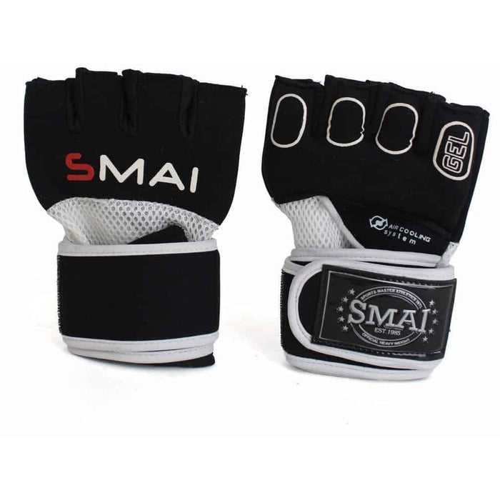 SMAI Gel Hand Wrap Boxing Glove Wraps Boxing Training Competition B018 - MMA DIRECT