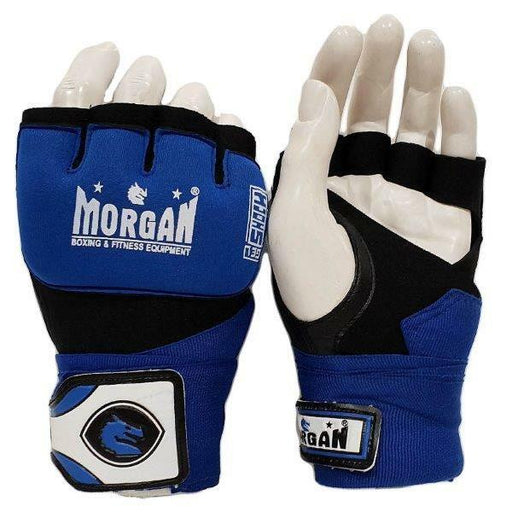 Morgan Gel Injected Neoprene Shock Easy Wraps Sparring Protection - MMA DIRECT