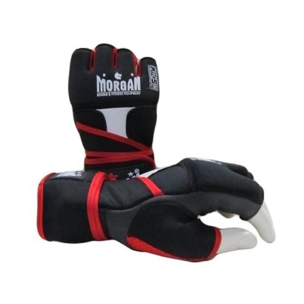 Morgan V2 MMA Elite Gel Shock Easy Wraps Sparring Protection - MMA DIRECT