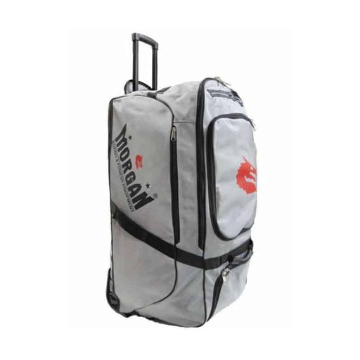 X-Large Morgan 115L Deluxe Trolley Luggage Gear Gym Travel Bag - MMA DIRECT