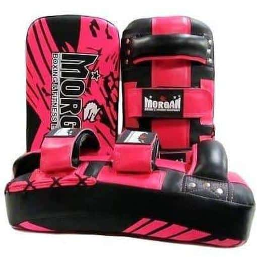 Morgan BKK Ready Curved Thai Pads (PAIR) - MMA DIRECT