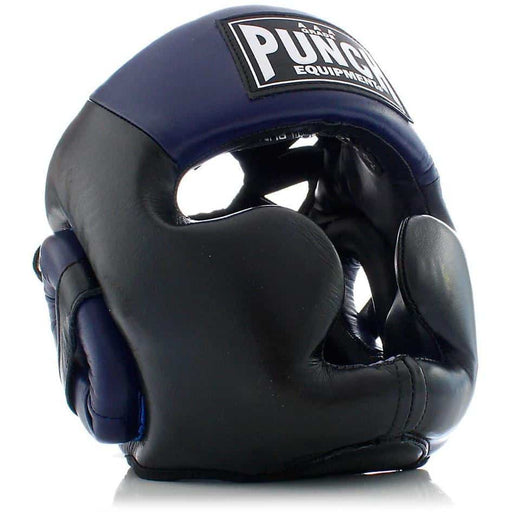 PUNCH Trophy Getters Full Face Head Gear Professional Sparring Head Protection - MMA DIRECT