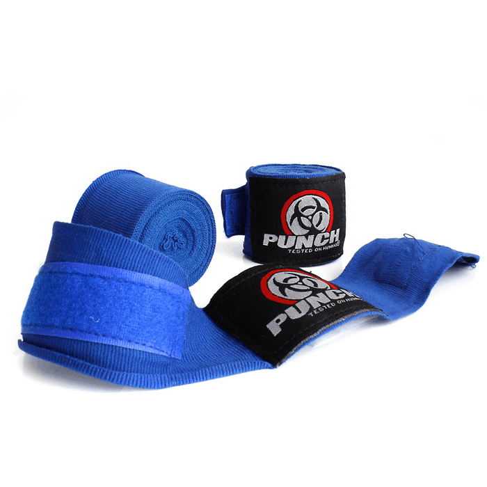 PUNCH 4M Urban Stretch Hand Wraps Boxing MMA Muay Thai Training - MMA DIRECT