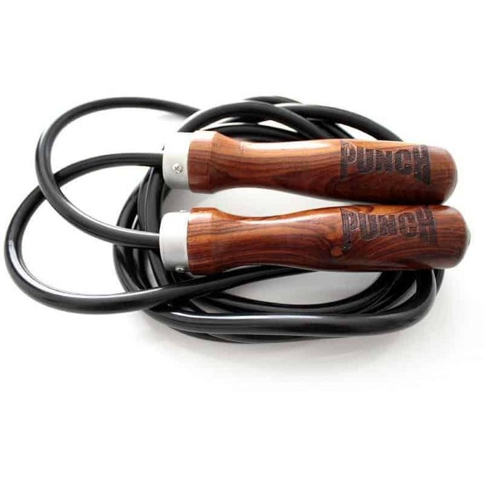 "PUNCH ""Intensity"" Heavy Weighted Skipping Rope Cardio Training - MMA DIRECT"
