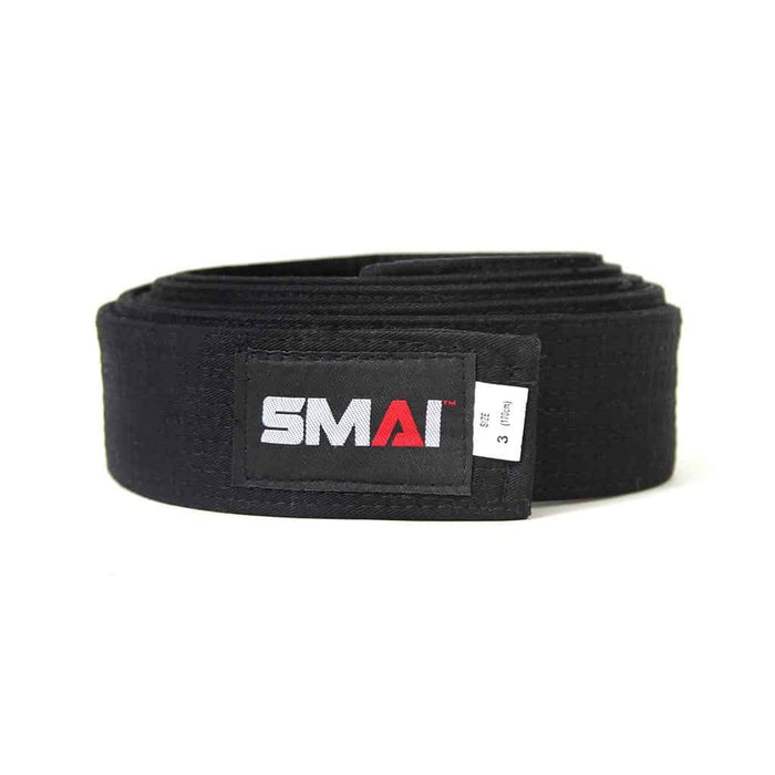 SMAI - Martial Arts Belt - Deluxe - MMA DIRECT