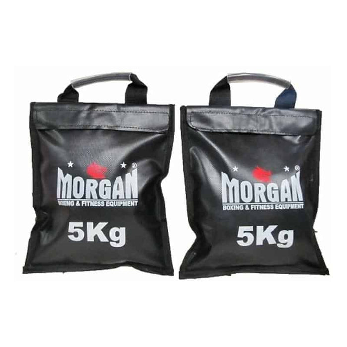 Morgan Vinyl Sand Bag Pockets Strength Training Equipment CF-0 - MMA DIRECT