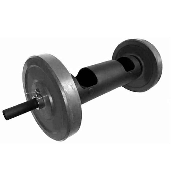 Morgan Strongman Log  33.5KG + 200KG Extra Strength Training Equipment CF-19 - MMA DIRECT