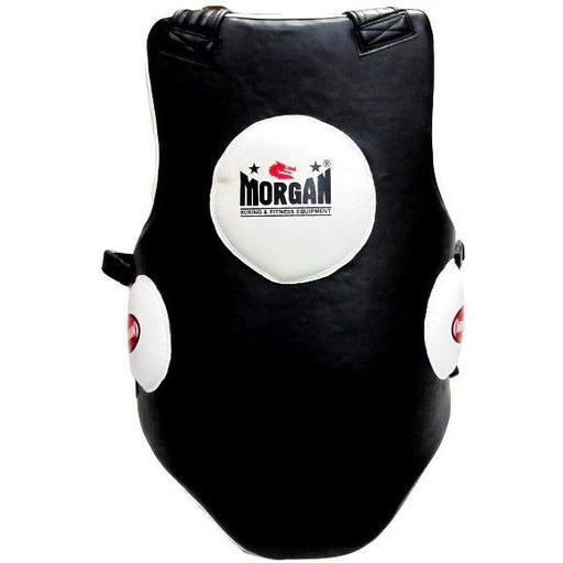 Morgan V2 Elite Upper & Lower Body Chest Guard Protection MMA / Kick Boxing - MMA DIRECT