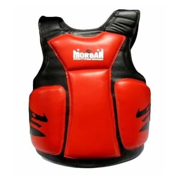 Morgan V2 Lightweight Endurance PRO Trainer Chest Guard Protector MMA / Thai - MMA DIRECT