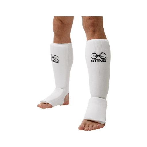 COTTON SHIN AND FOOT GUARD - Sting Sports Australia