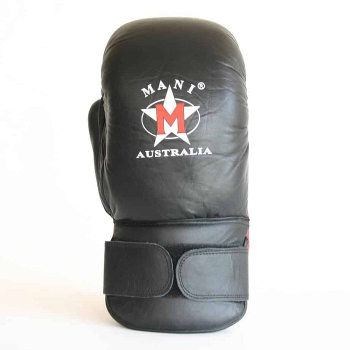 Mani Punching Glove / Mitt Coaching Pad Boxing MMA Muay Thai Training MCPAD-100 - MMA DIRECT