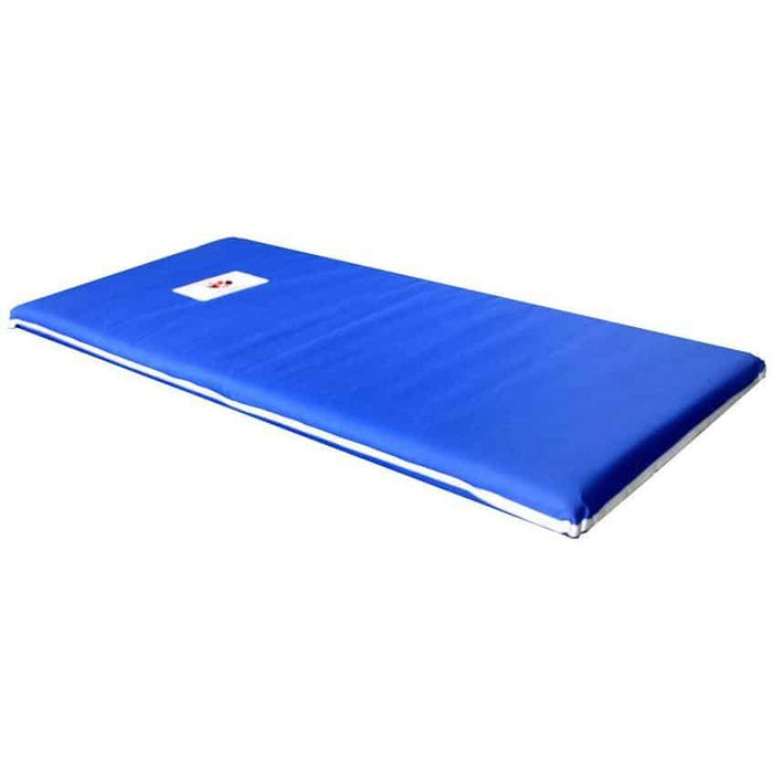 MANI Blue Exercise Mat Large Thick Padding 1800mm x 900mm x 50mm MEM-400 - MMA DIRECT