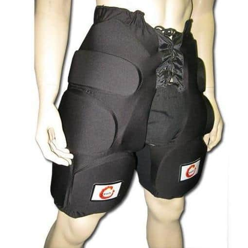 SMAI - Rugby Padded Pants - MMA DIRECT