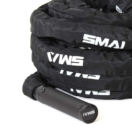 SMAI - Compact Battle Rope - 10m - MMA DIRECT