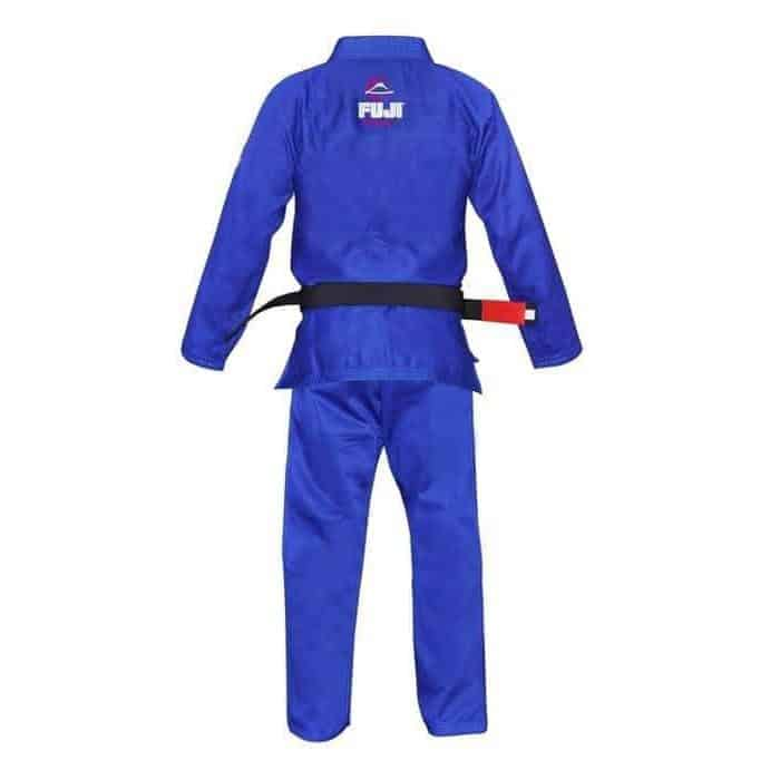 FUJI Victory Jiu-Jitsu Gi Blue Light Durable Premium Cotton IBJJF Approved - MMA DIRECT