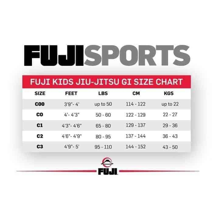 FUJI Kids Pink Ribbon Jiu-Jitsu Gi Pink 100% Cotton Tapered IBJJF Approved - MMA DIRECT