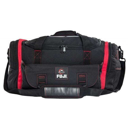 FUJI Day Trainer Duffle Bag MMA Boxing Muay Thai Gym Gear Blue/Red/Black FDTB - MMA DIRECT