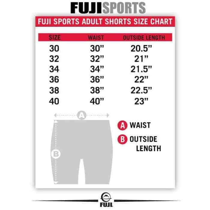 FUJI Kassen Fight Shorts Blue Boxing MMA BJJ Thai Performance Fightwear Clothing - MMA DIRECT